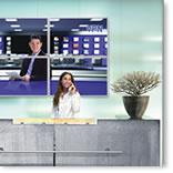 Videowall Wandhalter