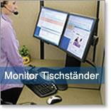 Monitor Tischständer