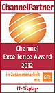 Channel Excellence Award