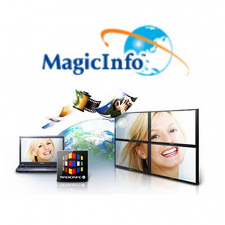 MagicInfo Author Software für Samsung Videowalls