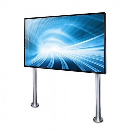 Indoor LCD LED Standfuß Big Foot für Monitore bis 103 Zoll