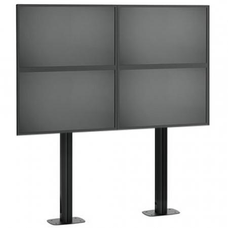 Videowall Halterung bis 2x2 46-48 Zoll für feste Montage