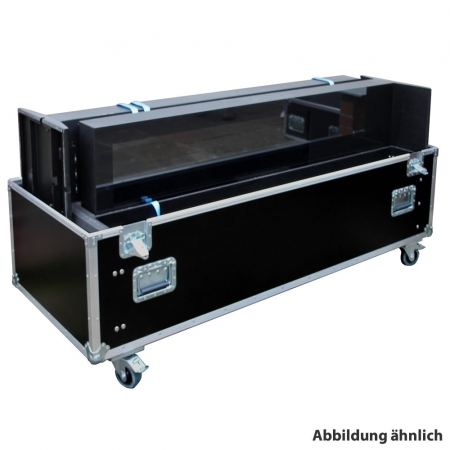 Transportkoffer für Stelen von 46-49 Zoll