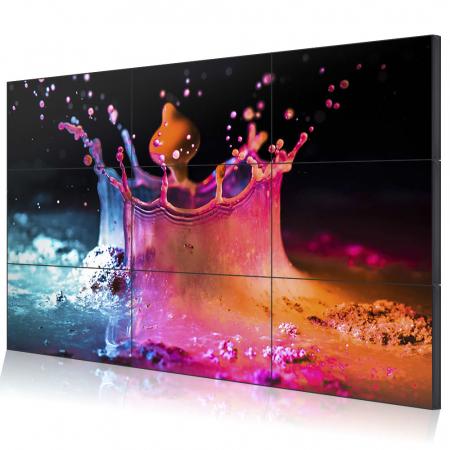 Samsung Videowall 3x3 55 Zoll