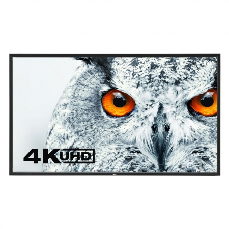 NEC Large X981 UHD 4K Public Info Display 98 Zoll 248 cm