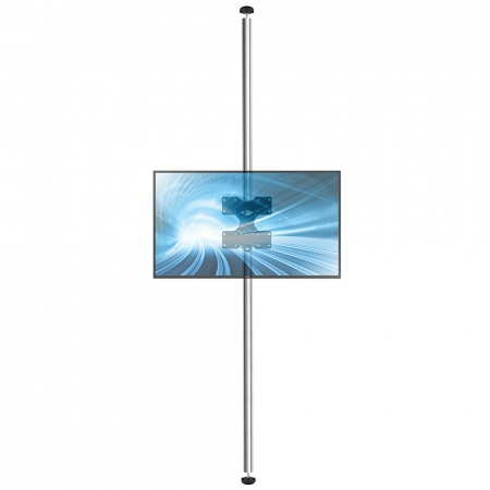 DBS55-300 LED TV Decken-Boden Säule für Displays bis 55 Zoll