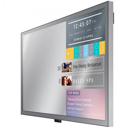 Samsung Smart Signage ML32E LED Spiegeldisplay