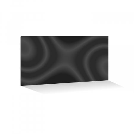Kunststoff Rückwand Verkleidung für 32 Zoll LCD LED Monitore