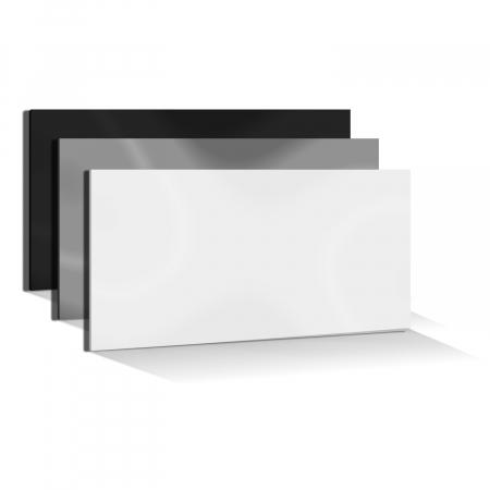 Kunststoff Rückwand Verkleidung für 49 Zoll LCD LED Monitore