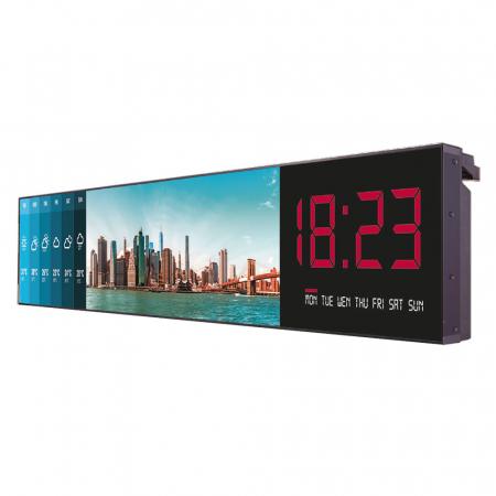 LG 86BH5C Ultra HD Stretch Signage Display 86 Zoll