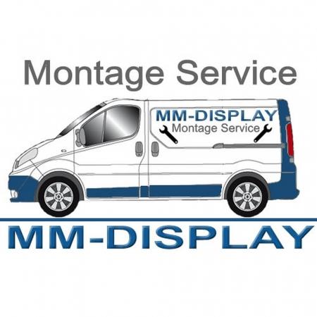 LED TV Pult Standfuß MS400 für Displays bis 65 Zoll