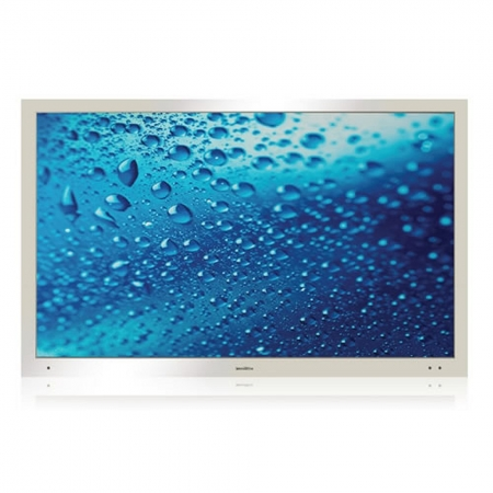 Outdoor LED Monitor 32 Zoll inkl. Standfuß und Transportkoffer