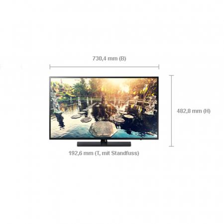 Hotel TV LED Monitor Samsung HG32EE694DK 32 Zoll 81 cm