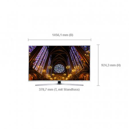 Hotel TV LED Monitor Samsung HG65EE890UB 65 Zoll 165 cm