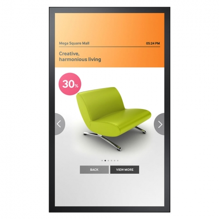 Samsung Smart Signage PM32F-BC LED Touch