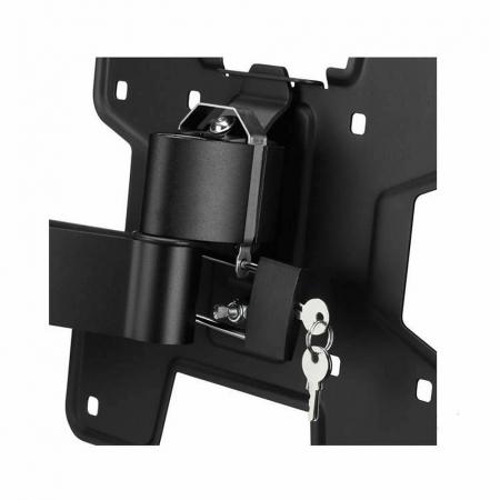MM-PFW2020 Display-Wandhalter mit Diebstahlschutz für 19-43 Zoll