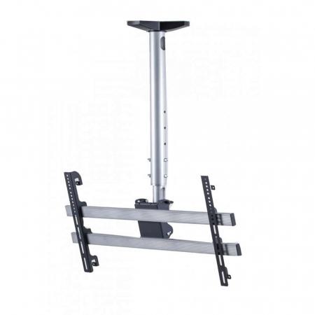 Monitor Deckenhalterung 37-70 Zoll Höhe 51-96 cm