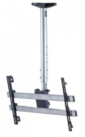 Monitor Deckenhalterung 37-70 Zoll Höhe 77-144 cm