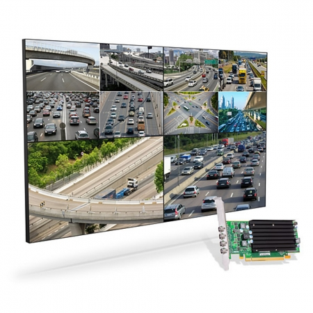 Professional Videowall PC DS656-PCIe-6 (6x digital out)