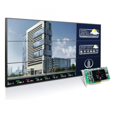 Professional Videowall PC MD9 (9x digital out)