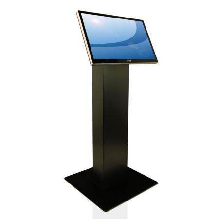 Kiosksystem Info Pult DWS24WM 24 Zoll Touch