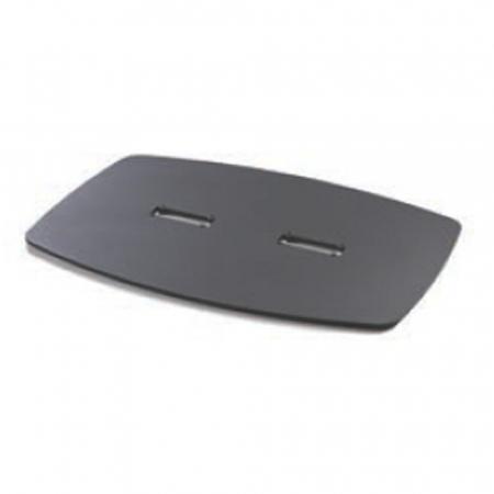Bodenplatte Large für beidseitige Monitorhalterungssysteme