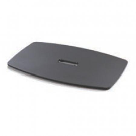 Bodenplatte Small für beidseitige Monitorhalterungssysteme