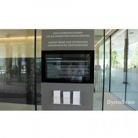 32 Zoll High Brightness Schaufenster Monitor DS322LR4-1