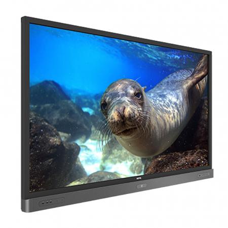 BenQ RP860K UHD Interactive Touchdisplay 86 Zoll