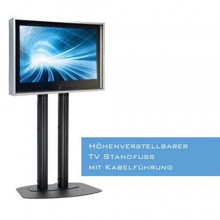 Indoor LCD LED Schutzgehäuse Slim mit Brandschutz