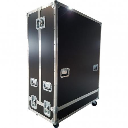 Transportkoffer für ein DWS65 Kiosk Info Pult