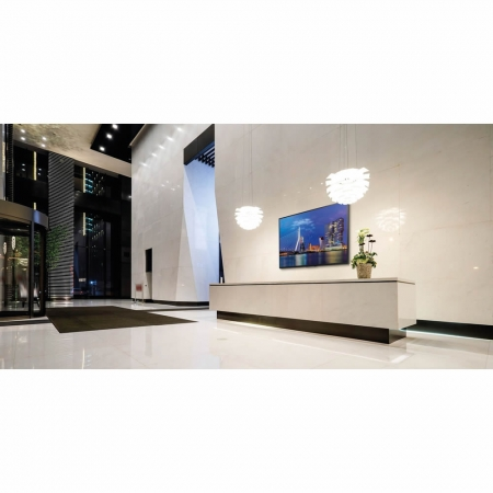 MM-PFW4700 Verriegelbarer TV-Wandhalter für 55-80 Zoll