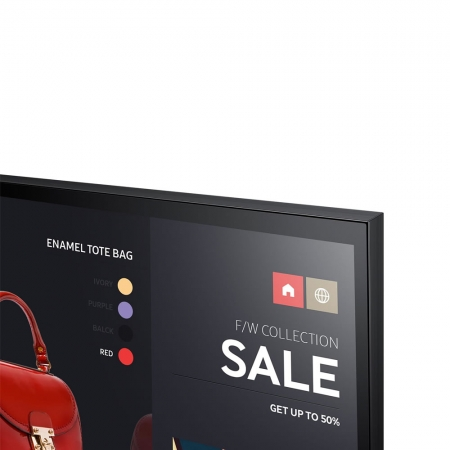 Samsung Smart Signage PM43F-BC LED Touch