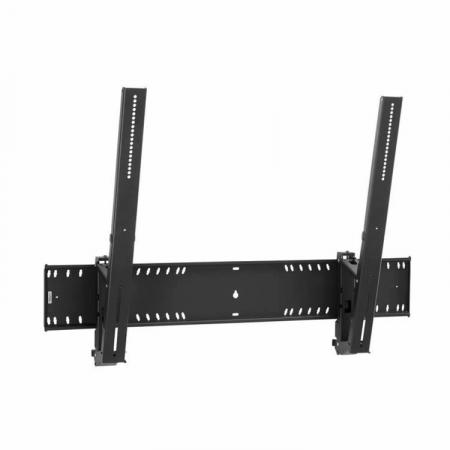 Flache Wandhalterung für QM98F und Displays bis 120 Zoll