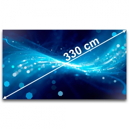 Samsung LED Indoor Videowall 130 Zoll (Pixel Pitch 1.5 mm)
