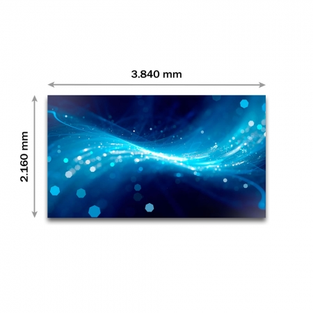 Samsung LED Indoor Videowall 174 Zoll (Pixel Pitch 2.0 mm)