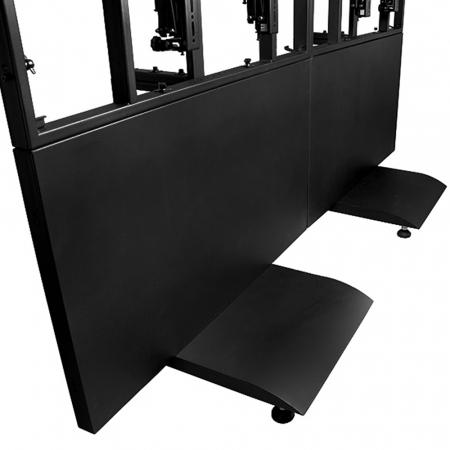 Modularer Pop Out Videowall Standfuß MM8351