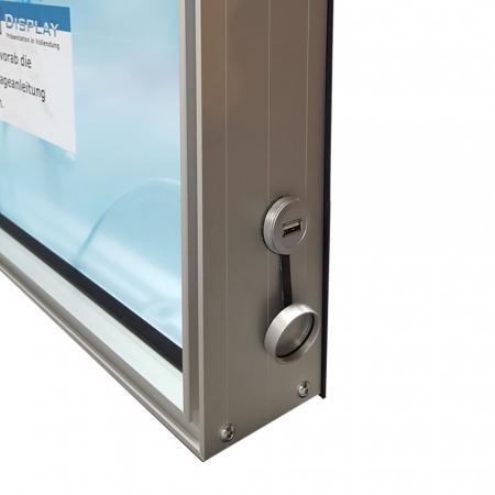 Wasserdichte USB Einbaubuchse für MMWS Schutzgehäuse
