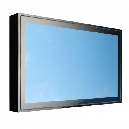Touch Industrie Monitor 24 Zoll mit PC 24IM-PCT