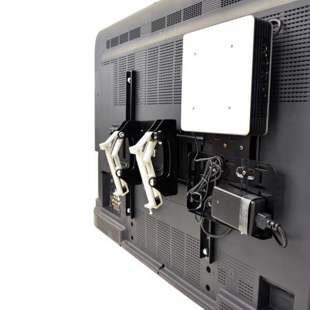 60-600-009 Display Wandhalterung für Digital Signage Geräte ab 32 Zoll bis 75 Zoll