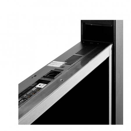 Monitor Standfuß mit Bodenbefestigung für 46 Zoll Display OM46N-D