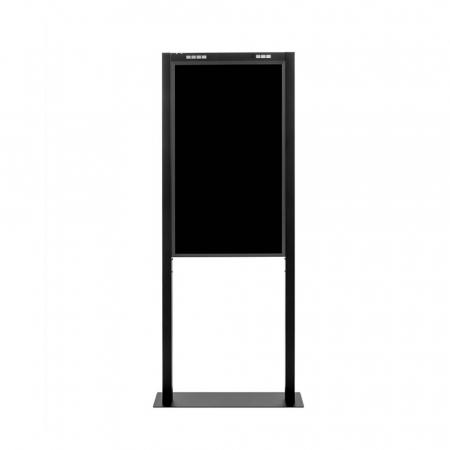 Monitor Standfuß mit Bodenbefestigung für 55 Zoll Display OM55N-D