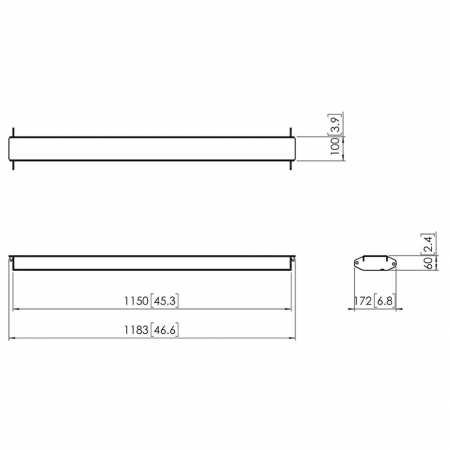 MM-PFA9129 Videowall Traverse