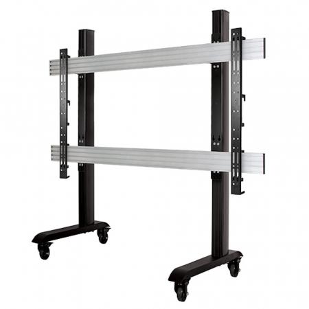 TV Rollwagen MM8508 für große Displays für 72-120 Zoll