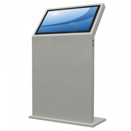 Kiosksystem Info Terminal DWD 27 Zoll Touch