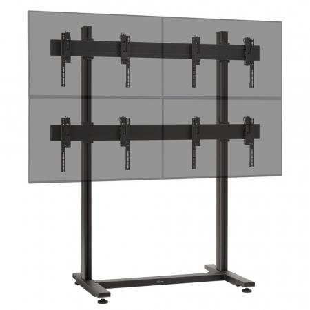 2x2 Videowall Standfuß MM-FVW2255