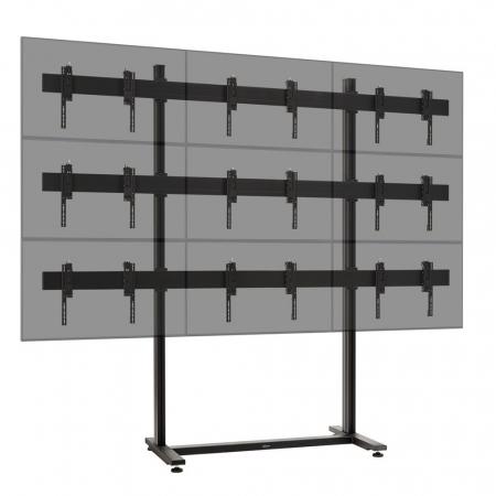 3x3 Videowall Standfuß MM-FVW3355