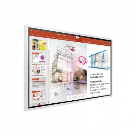 UHD Touch Display Flipchart Samsung Flip WM65R 65 Zoll