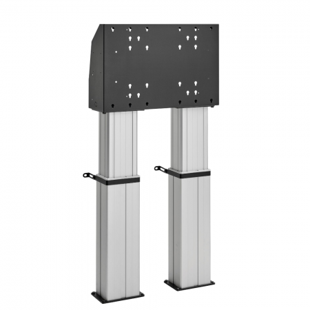 Motorbetriebene Bodenständer, Boden befestigt MM-FMDE5064 50 cm