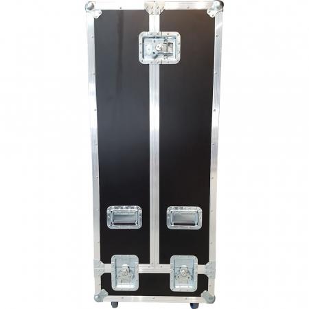 Transportkoffer für ein DWS24 Kiosk Info Pult